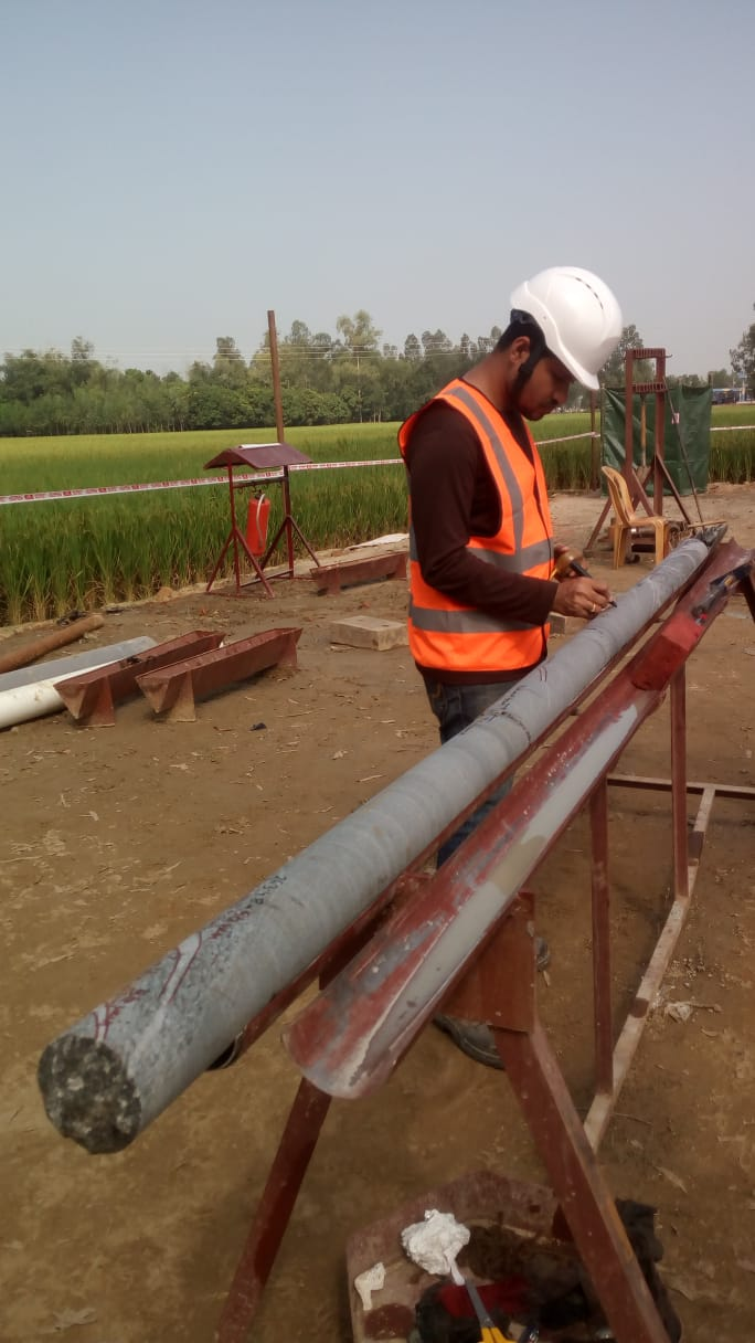 Geotechnical and Hydrogeological exploration in Bangladesh